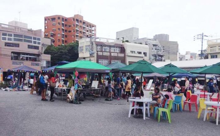 The Mofu Mofu Festival aims to raise money and awareness of the plight of stray cats and dogs on Okinawa.