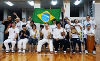 'Grupo de Capoeira Kadoshi Capú Japon Lequio' will show their skills starting 5 p.m.