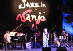 Hidefumi Kamura Trio will accompany Sumiko Yoseyama on stage.