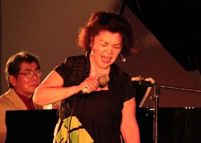 Sumiko Yoseyama has sung jazz tunes for more than 50 years.