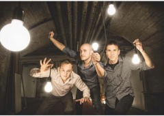 The Swiss-Austrian Trio Rom Schaerer Eberle brings unusual energy to stage.