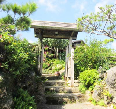 A special pass costing ¥500 grants entrance to the participating gardens in Nanjo City