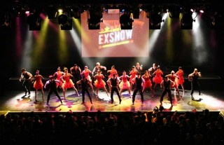EX SHOW is a chance for young performers to join professionals on stage to gain experience.