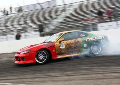 Drifting with a car built up for the sport is an exhilarating experience
