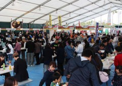 Naha Meshi event takes place in Onoyama.