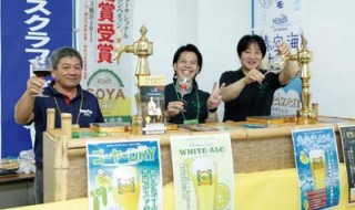 ¥2,700 ticket buys 10 beer coupons.