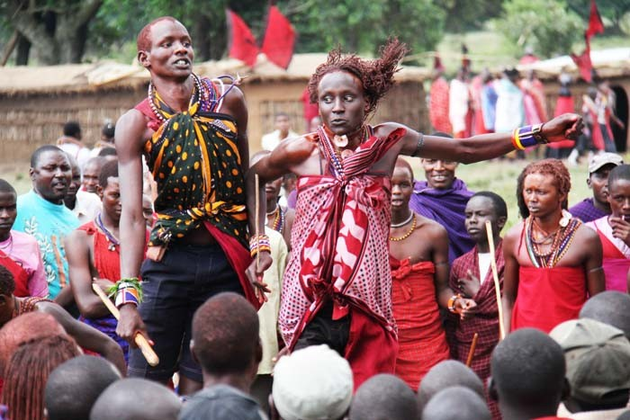 Maasai people and their life is the focus of the discussion forum this Sunday at the Gallery & Space at Plaza House.