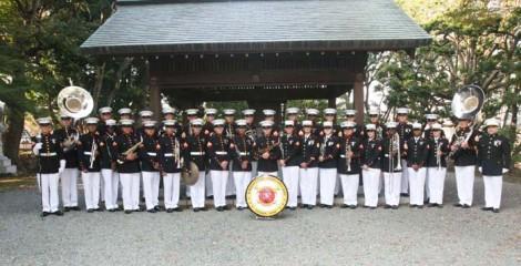 The III MEF Band