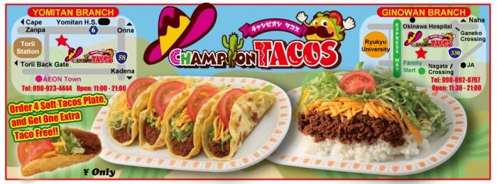 Champion-Tacos