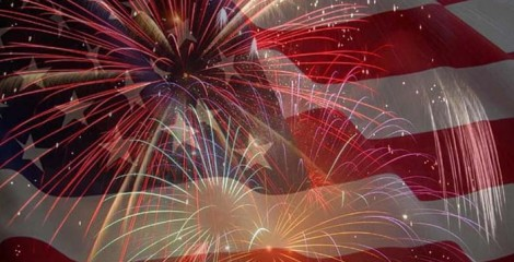 No July 4th fireworks nor parades are held on Okinawa this year.