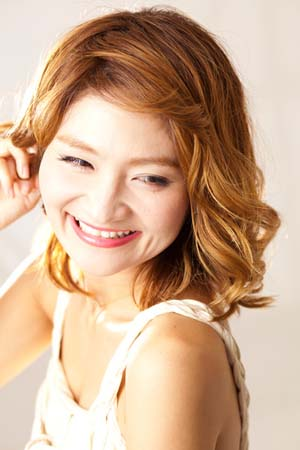 Singer Yui Sakihama is a familiar face at international gatherings on Okinawa.