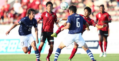 The annual FC Ryukyu Soccer Festival features a night game, in which the home team faces Cerezo Osaka.