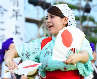 Female dancer from Namizato.