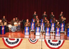 The III MEF Big Band will join forces with the 15th JGSDF Band on Sat., Sep. 10th.