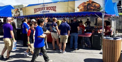 Hickory House All American BBQ is ready to serve the best of its beef briskets and chicken.