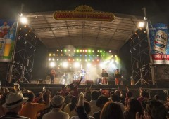 Live concerts by most popular local bands and performers dot the program on all three days of the festival.