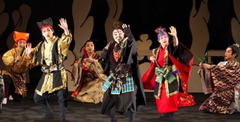 """Sunday program features a musical drama and dance performance """"Song and Dance Galaxy."""""""