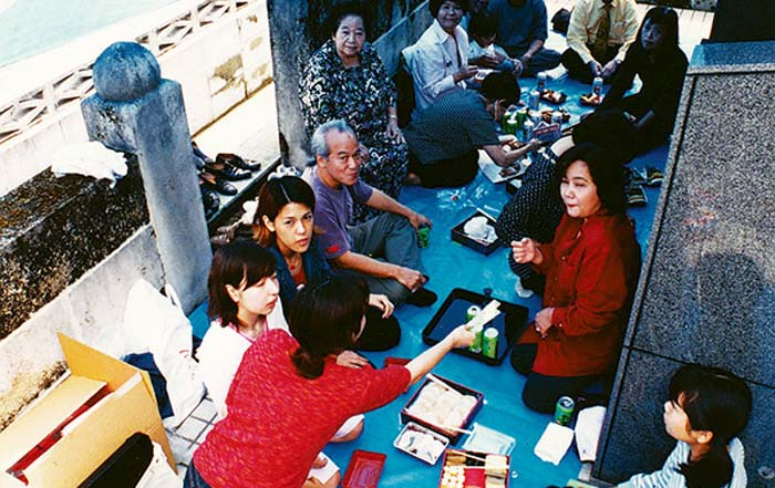 Okinawan Religion Centers On Family Based On Mix Of Beliefs