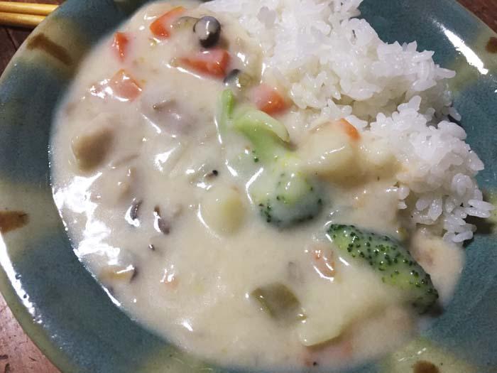 white-stew