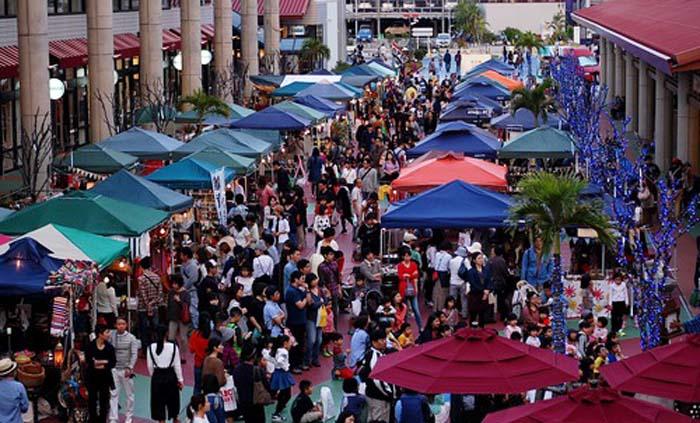 The previous Marukuto event at Ashibinaa Mall was very popular.