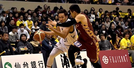 Shuhei Kitagawa was the engine that turned the game on Friday.