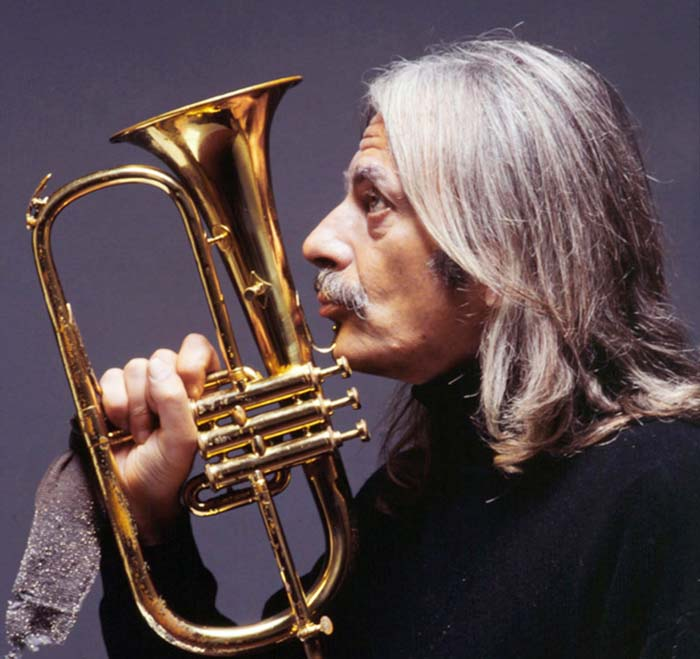 Trumpeter Enrico Rava