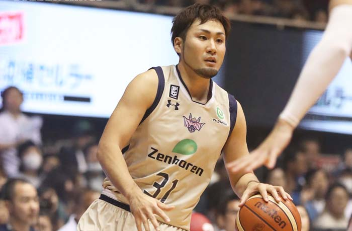 Shuhei Kitagawa has grown into on of the most effective players in Kings' squad scoring 16 points on Saturday and 11 on Sunday.