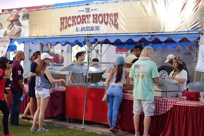 BBQ beef briskets from Hickory House have become the favorite of MCCS festivals.